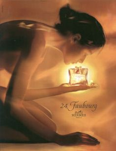 Advert for 24 Faubourg by Hermes - Parfume woman Rihanna Perfume, Anuncio Perfume, Hermes Parfum, Perfume Adverts, Beauty Ad, Advertising, Ads, Gifts For Photographers, Organic Beauty
