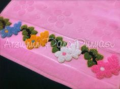 Panç Nakışı(Punch Needle Embroidery)