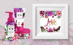 Pink Charm Peonies PNG Watercolor Set Illustration #Illustration #Peonies #Charm #Pink