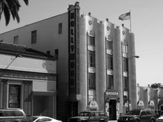 #ArtDeco   Max Factor Building, North Highland Avenue, Los Angeles, 2010. Designed by S. Charles Lee.