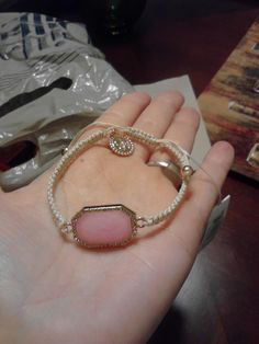 And also a new Jessica Simpson Collection bracelet!