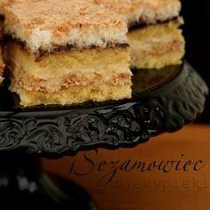 Sweet Cakes, Tiramisu, Pie, Polish Food, Sweet Sweet, Ethnic Recipes, Bakken, Torte, Cake