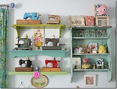coleção de mini máquinas de costura