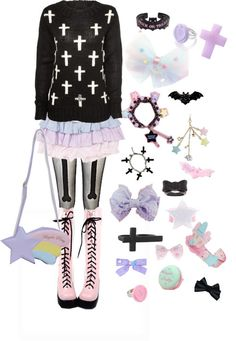 creepy cute outfit