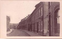 De Bergstraat omstreeks 1933