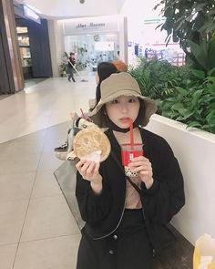 Photo album containing 6 pictures of Chaeyeon Japanese Girl Group, Kim Min, Pledis Entertainment, The Wiz, I Love Music, Yuri, Fandom, Kpop, Bias Wrecker