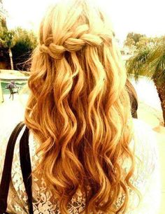 Hair for confirmation.