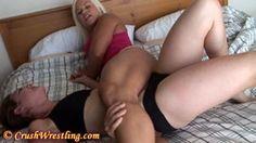 Female Wrestling Clip 32