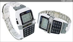Casio DBC V500 with telememo voice recorder & speaker