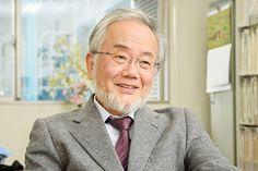 Yoshinori Ohsumi wins Nobel Prize in Medicine for autophagy work