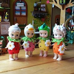 1pcs / Strawberry One piece For Sonny Angel / Sonny angel