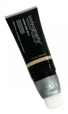 Bodyography Flawless Finish SPF 12 Medium, 1 oz by Bodyography. $13.60. Protect your skin everyday with SPF 12 coverage. Benefit your skin with our mineral trace complex. Professional Quality. Now, a brush applicator for even coverage every time for a FLAWLESS FINISH!. SPF FLAWLESS FINISH  TINTED MOISTURIZER What it is A natural, and easy way to hydrate and conceal imperfections on the skin, while adding antioxidant and SPF protection all day long. What it does ? Easy to ...