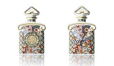 Guerlain ゲランの名香と有田焼きのコラボ品が数量限定リリース