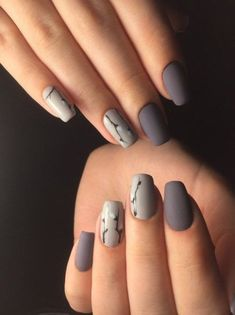 60+ Matte Nail Ideas That You Need To Copy!