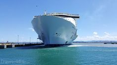 Oasis Of The Seas en San Juan de Puerto Rico, así fue su primera visita