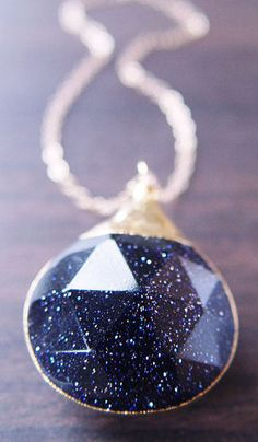 Midnight Star Necklace <3