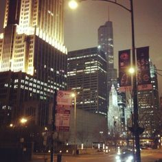 Chicago, Illinois <3  ((March 2013))
