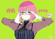 From Ishida-sensei's twitter. Go checkt it: @ sotonami.