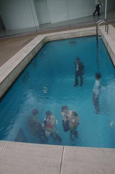 """Swimming Pool"" @ 21st Century Museum of Contemporary Art, Kanazawa"