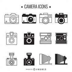 Ilustración conjunto cámara de la vendimia