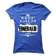 nice It's an EMERALD thing, you wouldn't understand