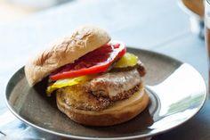 Chicken Tender Sandwich by Food Fanatic