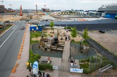 Гамбург, Германия, день 1 - «Городские проекты»