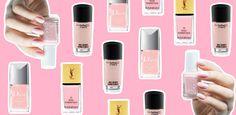 Różowe paznokcie - pink nails