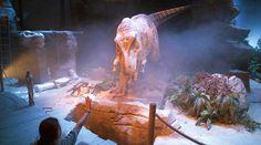 La ruta de las huellas de los dinosaurios