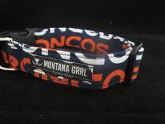 Broncos Dog Collar