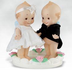 Baby kewpie black dolls