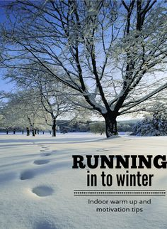 Tips for running happily all winter long
