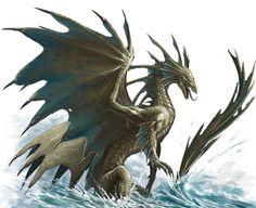 Bronze Dragon by BenWootten.deviantart.com on @deviantART