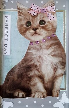 Perfect Day (print) - artwork by Rita Dabrowicz How To Make Paper, Artwork Prints, Collage, Cats, Shop, Handmade, Animals, Gatos, Animais