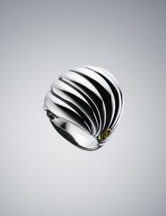 14mm Sculpted Cable Ring