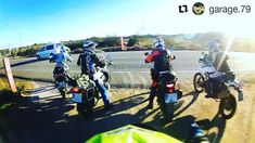 Comenzando la mañana...  Foto: @garage.79  Morning #motolife #motostyle #bmwoffroad #bmwadventure #bmwgs1200 #offroadday #motorcycles #moto #motos #bike #instagram
