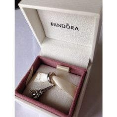 Genuine Pandora Eiffel Tower charm Listing in the Hearts & Love,Charms & Charm Bracelets,Fine Jewellery,Jewellery & Watches Category on eBid United Kingdom   150888995