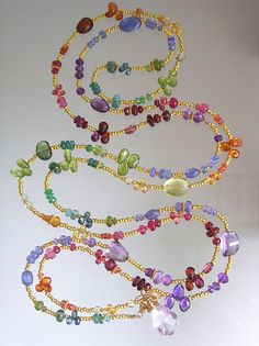 beautiful necklaces by bellajewels