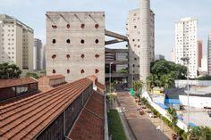 Projetado por Lina Bo Bardi, Sesc Pompeia, em São Paulo, é tombado pelo Iphan como patrimônio histórico e cultural | aU - Arquitetura e Urbanismo