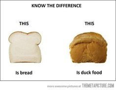 Bread Differences…
