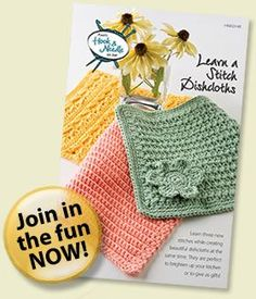 Join Now Annie's hook and needle club.