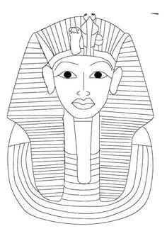RECORTABLES (pintaryjugar)  Haz clic en la imagen.              PLANTILLA PARA COLLAR EGIPCIO.   Haz clic en la imagen.           COLLAR...