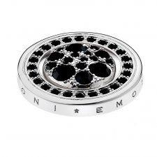 Emozioni 25mm Silver Plate Reversible Terra e Luce Coin EC224