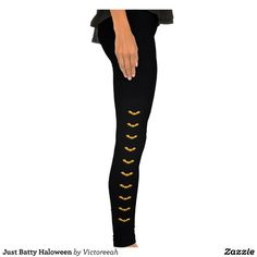 Just Batty Halloween Leggings