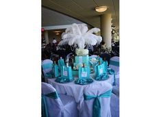 Breakfast at Tiffany's Fundraiser Party Ideas | Photo 8 of 10 | Catch My Party