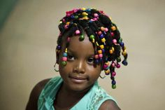 'Tejiendo Esperanzas', increíbles peinados de identidad afrocolombiana - Terra México