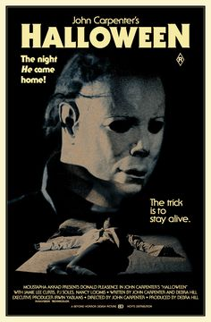 Watch Stream Halloween : Movie Fifteen Years After Murdering His Sister On Halloween Night Michael Myers Escapes From A Mental Hospital. Halloween Film, Halloween Horror, Halloween Night, Halloween 2020, Halloween Poster, Halloween Ideas, Horror Movie Posters, Horror Films, Horror Art