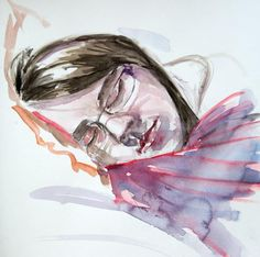 Portraiture by Bakhtiar Umataliev, via Behance