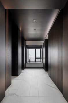 Elevator Lobby, Corridor Design, Interior Decorating, Interior Design, Lobbies, Model Homes, Home Kitchens, Interior Architecture, Office Decor