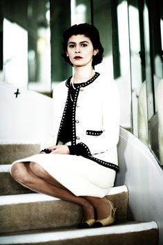 'Coco Avant Chanel', Audrey Tautou.